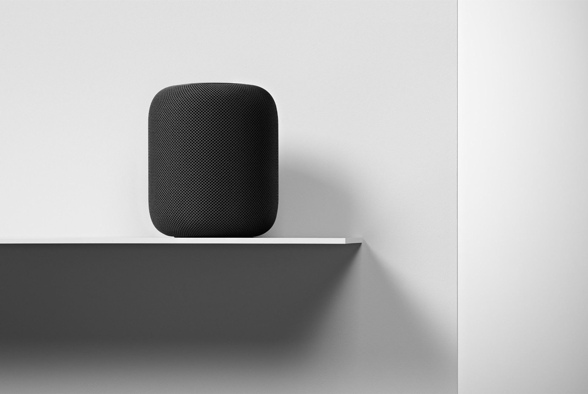 Photo of the HomePod